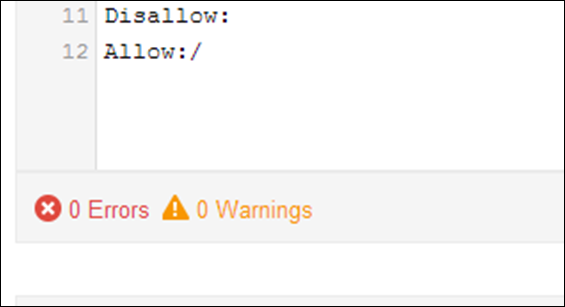 zero-errors