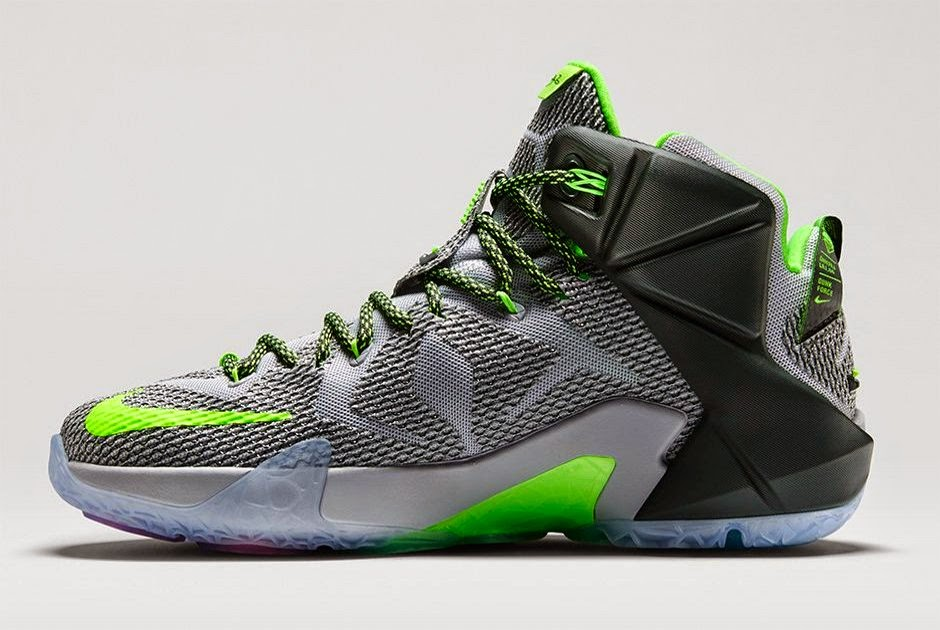 cheap for discount 94255 4b310 ... electric green 3b314 f89c5  where can i buy nike lebron 12 8220dunk  force8221 official look and release information 618d4 659b6