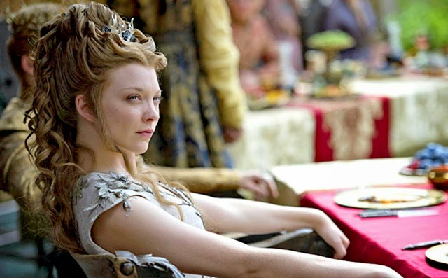 Natalie Dormer- la bella actriz de Game of Thrones