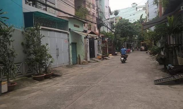 Bán nhà 2 lầu hẻm 710 Lũy Bán Bích, Phường Tân Thành.1