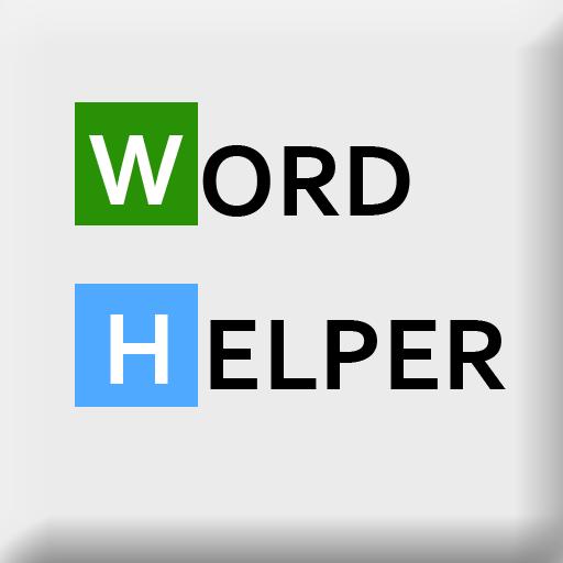 拼字必備App|Word Puzzle Solver LOGO-綠色工廠好玩App