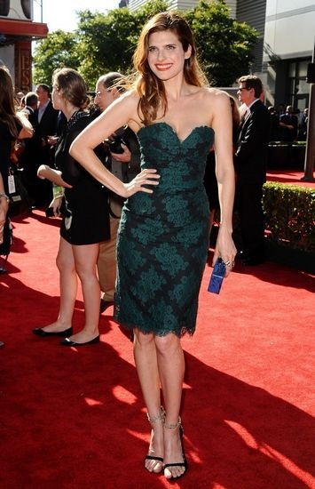 Lake Bell Arrivals ESPY Awards