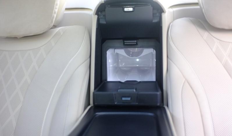 Nội thất  xe Mercedes Benz S500 cũ 2013 nhập đức 016