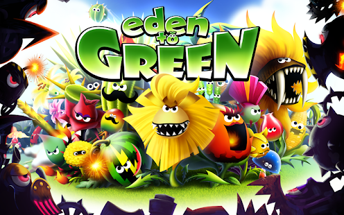 Eden to Green - screenshot thumbnail