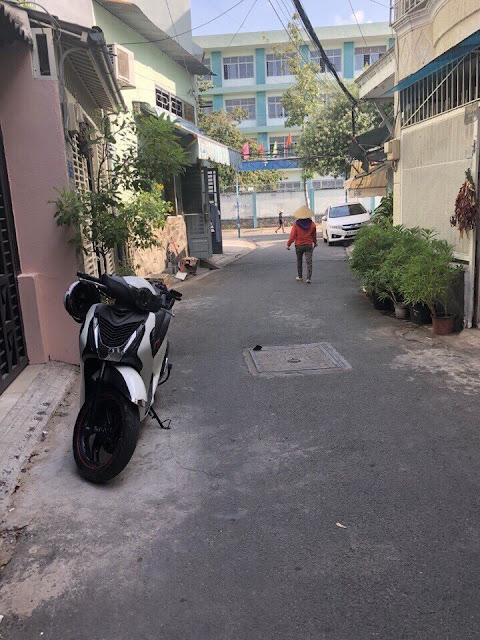 Bán nhà hẻm xe ô tô Vườn Lài Phú Thọ Hòa Quận Tân Phú 01