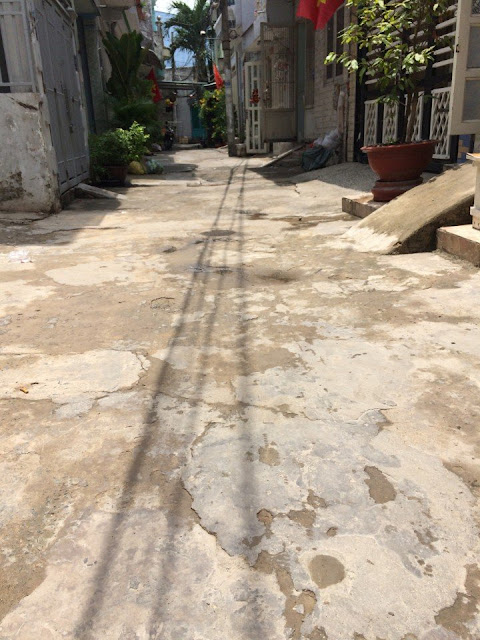 Bán nhà hẻm một sẹc Bùi Quang Là Quận Gò Vấp 04