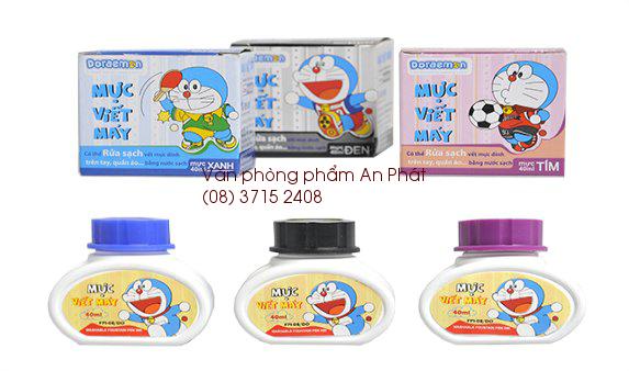 Mực viết máy Doraemon