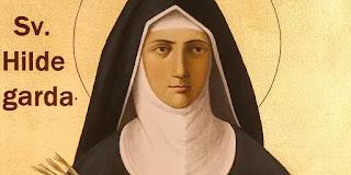 Thánh nữ Hildegard Bingen