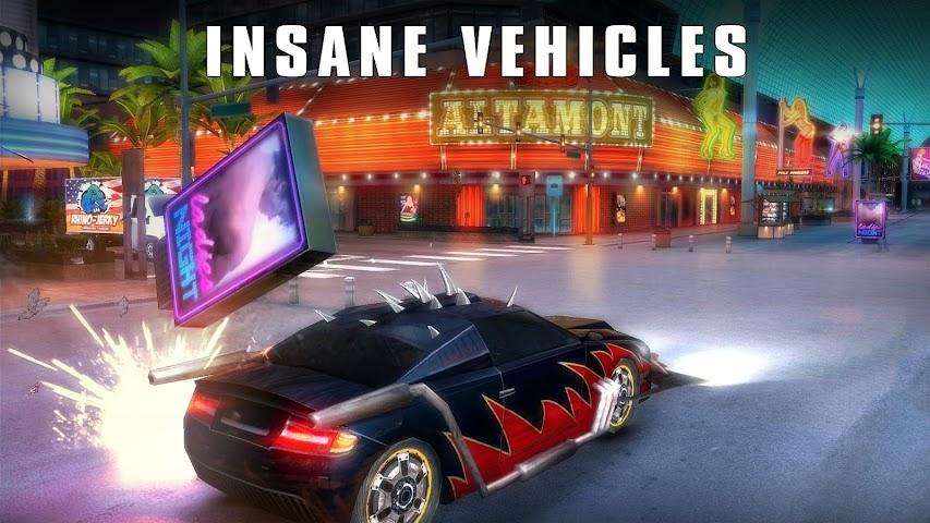 android Gangstar Vegas Screenshot 8