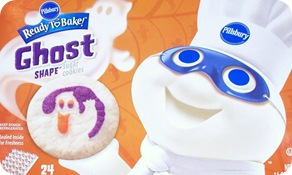 Pillsbury ghost cookies