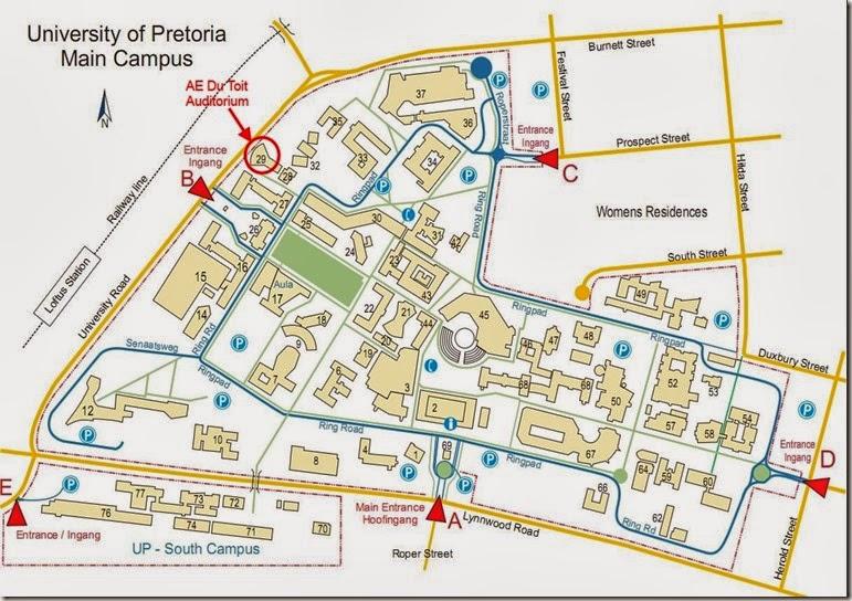 university of pretoria campus map Theo Enthumology Dr James White At University Of Pretoria Debate university of pretoria campus map