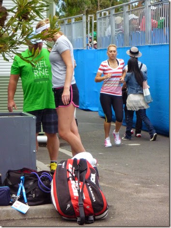 Vesnina and Makarova