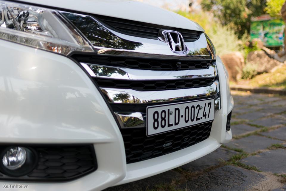 Đánh giá xe Honda Odyssey 7 chỗ 4
