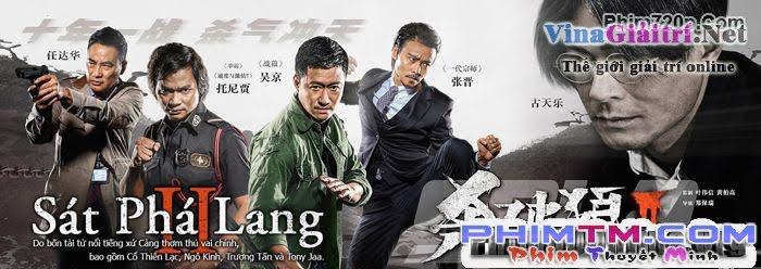 Sát Phá Lang 2 - A Time for Consequences