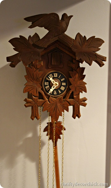 switzerland cuckoo clock