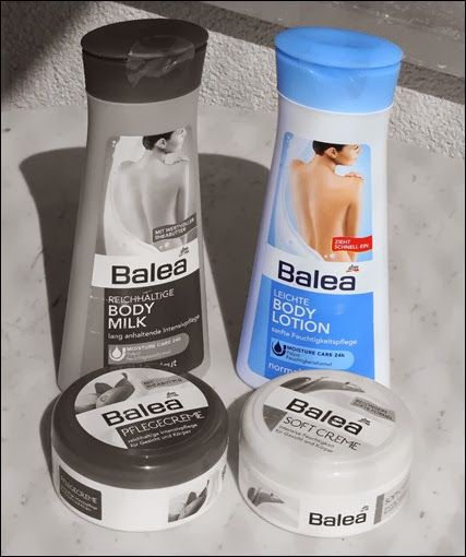Balea Body Lotion
