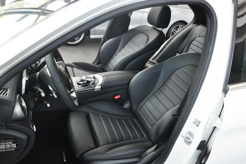 Xe Mercedes Benz C300 AMG New Model 09