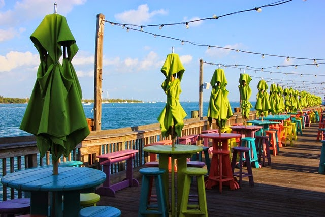 Key West Colorful Bar