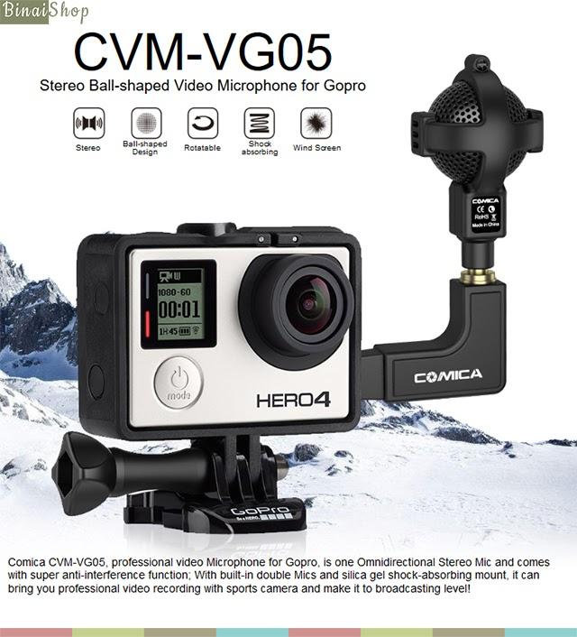 Comica CVM-VG05