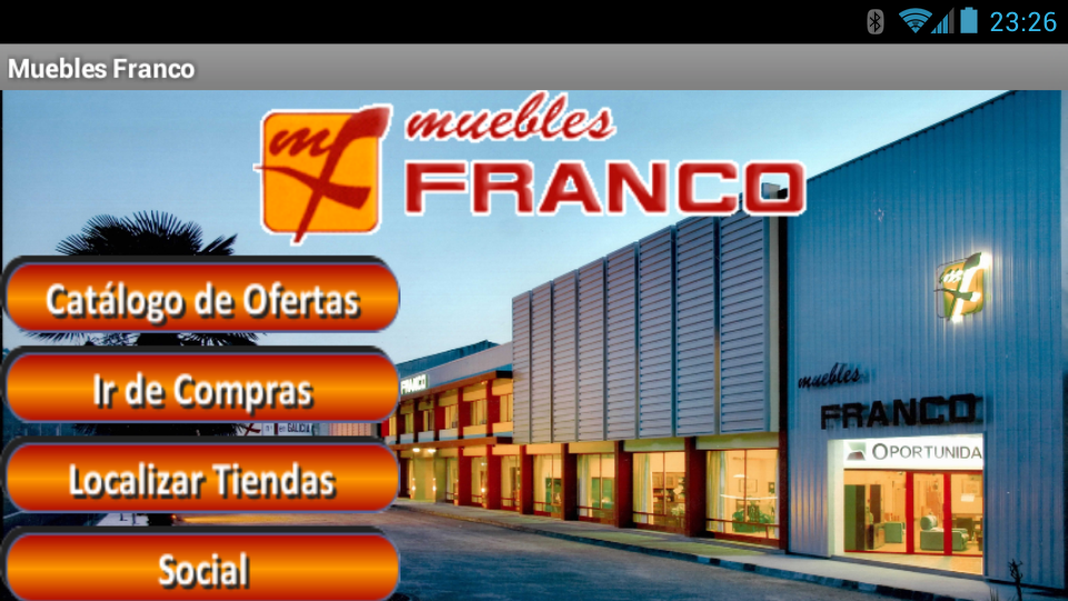 Muebles franco aplicaciones de android en google play for Muebles franco