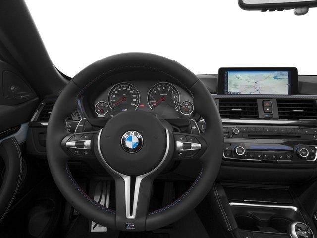 Nội thất xe BMW M4 Convertible 04