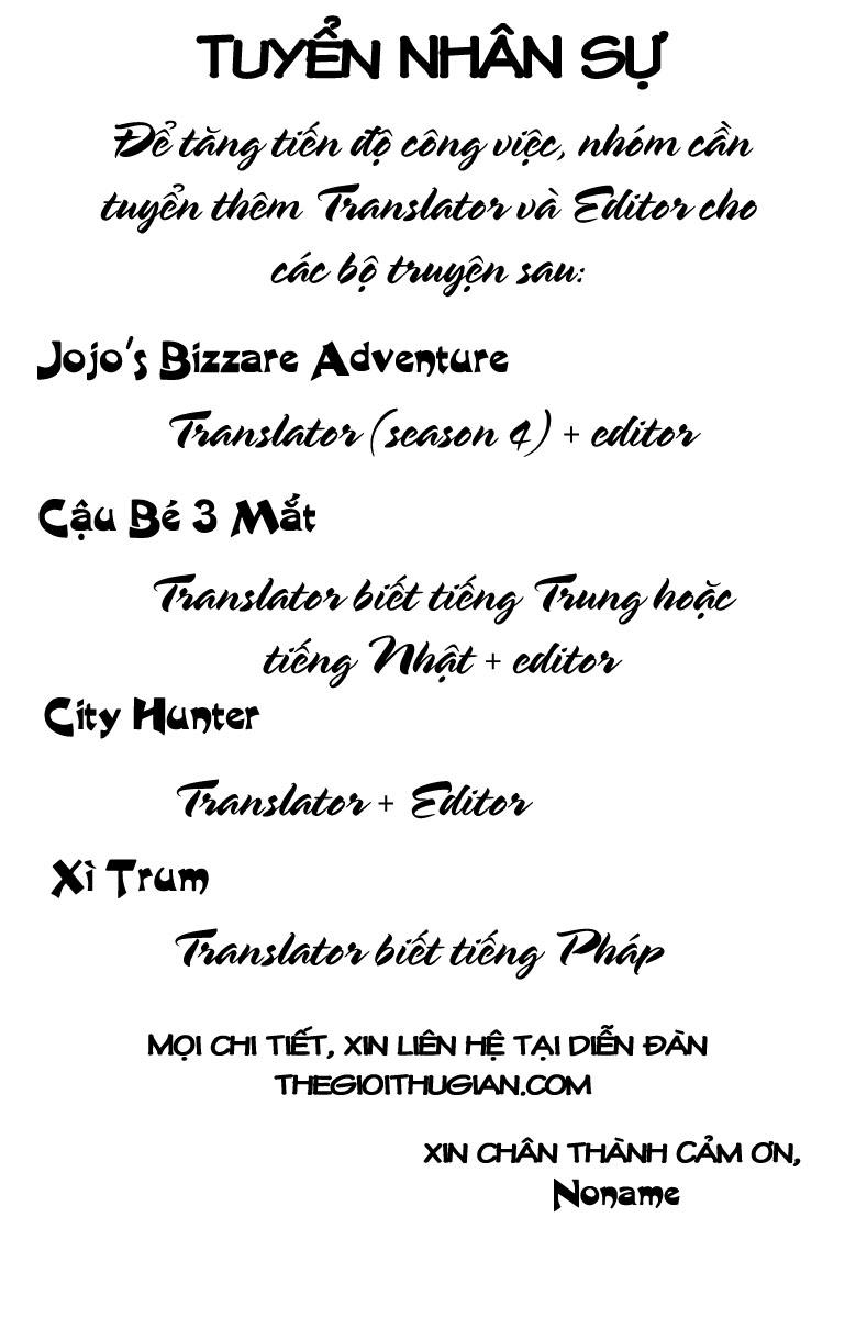 JoJo no Kimyou na Bouken Chap 265 - Truyen.Chap.VN