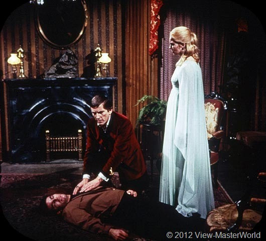 View-Master Dark Shadows (B503), Scene 7