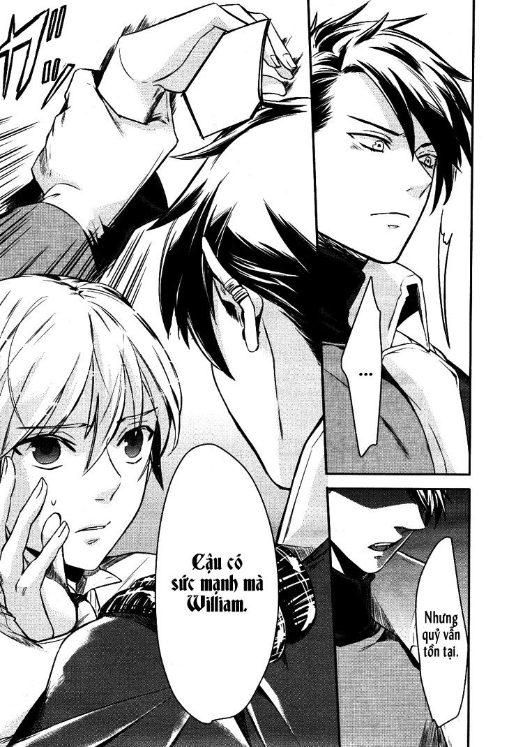Makai Ouji: Devils and Realist Chap 009