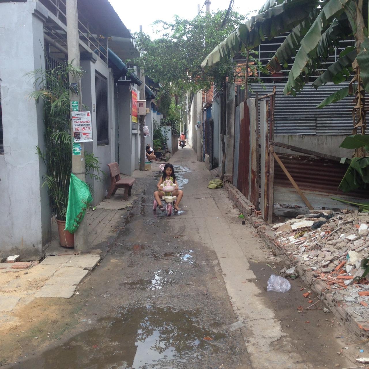 Đất hẻm đường Nguyễn Thị Sóc Huyện Hóc Môn 03