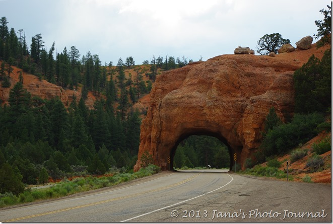 Red Canyon Tunnel