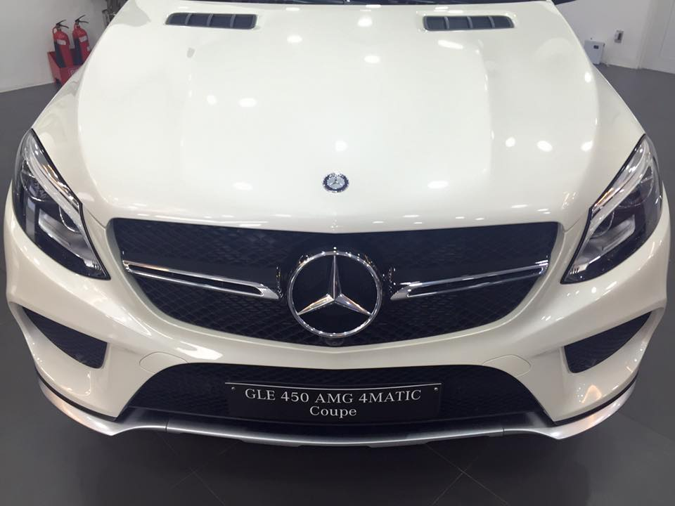 Xe Mercedes Benz GLE 450 AMG Coupe 4Matic 02