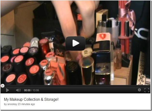 storage video