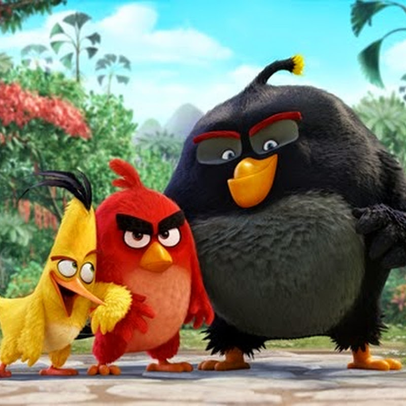 "All-Star Comedy Voice Cast of ""Angry Birds"" Movie Revealed"