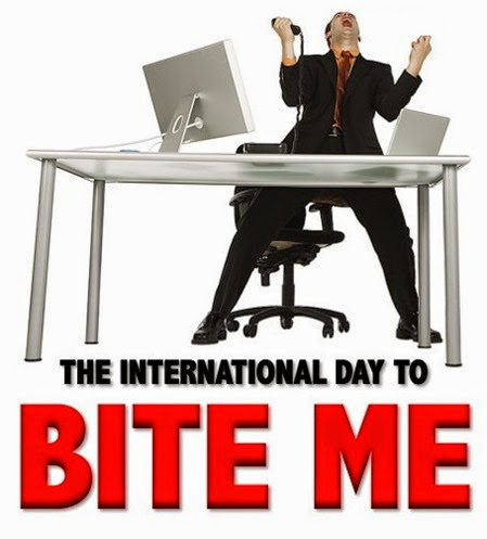 international bite me day