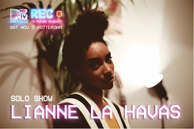 On Saturday 5th November Lianne is off to Rotterdam to perform at