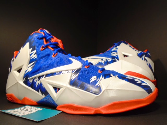 best service 6a6e7 7a015 Detailed Look at LeBron 11 8220Florida Gators8221 Home amp Away PEs ...