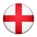 England 3D Flag Live Wallpaper icon