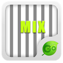 GO Keyboard Mix theme icon