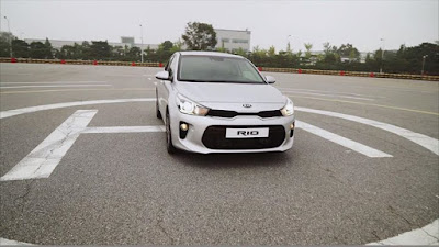 Experience the new stylistic sophistication and performance of the allnew Kia Rio