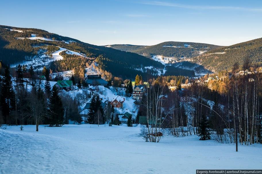 видом горнолыжные курорты чехии фото для них особенно