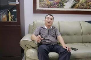 Ông Diệp Quang Văn, ông chủ mạng xã hội VietNamTa.