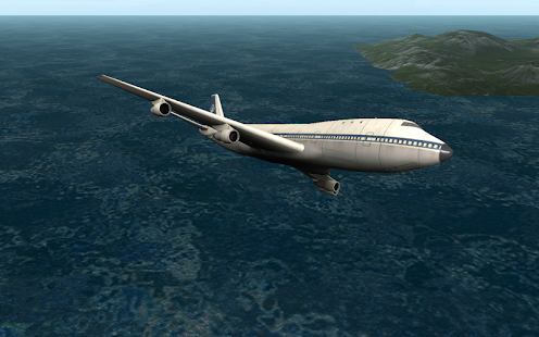 Flight Simulator: 747 3D Plane