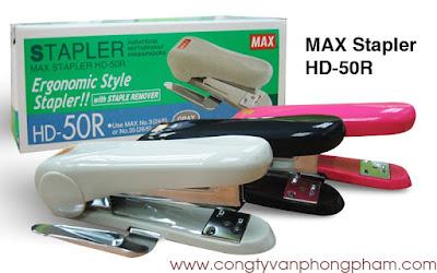 Bấm kim số 3 MAX HD-50R