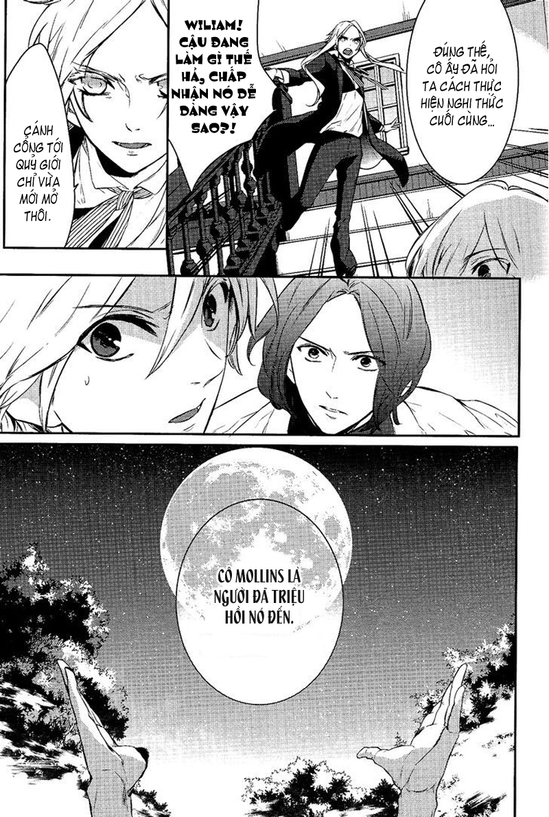 Makai Ouji: Devils and Realist Chap 019