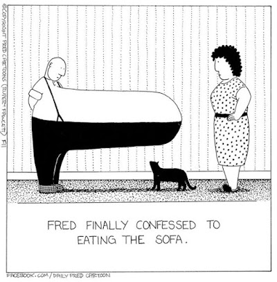 Greedy Fred Fred Ilovefred cartoons Rupertfawcett