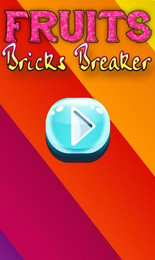 Fruits Bricks Breaker