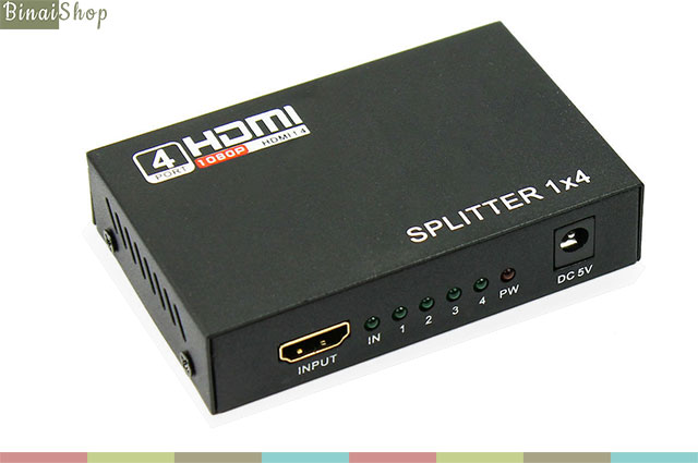 HDMI Splitter 1x4