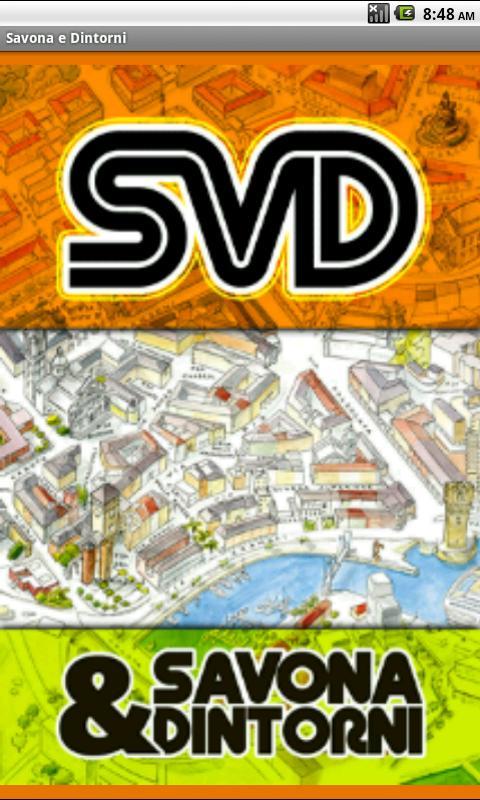 SVD Savona e Dintorni- screenshot