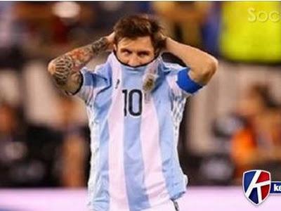 Tội nghiệp Messi có trăm ngàn lý do để người ta ghét anh mà :