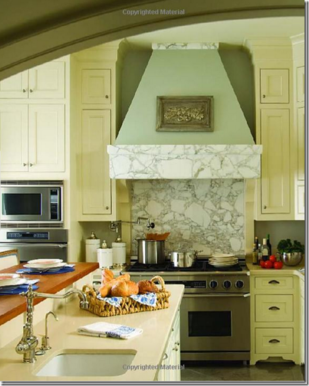 White Kitchen Yes Or No cote de texas: white marble for the kitchen, yes or no?